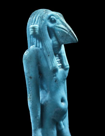 Ibis of Thoth Amulet