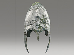 Tinned Chalcidian Helmet