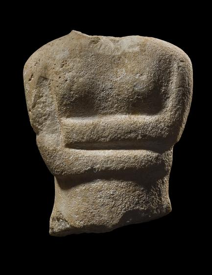 Torso from a Cycladic Figure