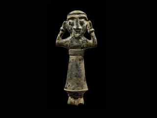 mobile version - Figure of a Deity or Worshipper