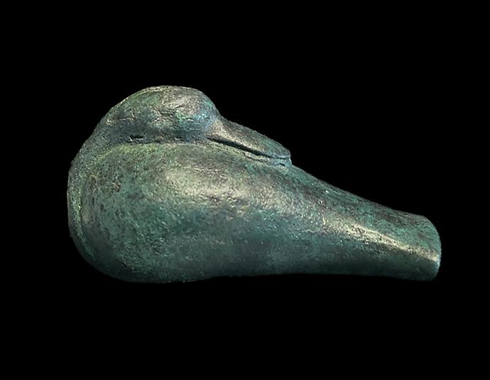 Weight in the form of a Duck