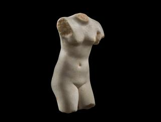 mobile version - Torso of Aphrodite Anadyomene