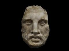Face of Serapis