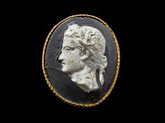 Cameo Medallion of the Emperor Caligula