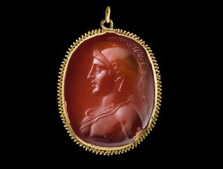 mobile version - Intaglio of Mars