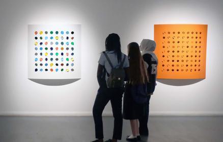 D Art Exhibition In Dubai : Bba gallery contemporary art berlin