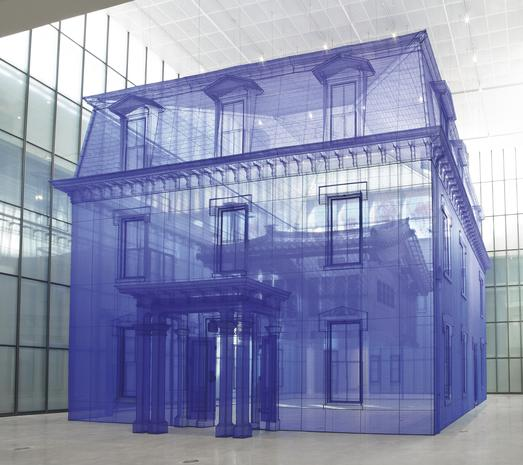 Do ho suh a perfect home the bridge project