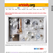 Artdaily, April 6, 2019