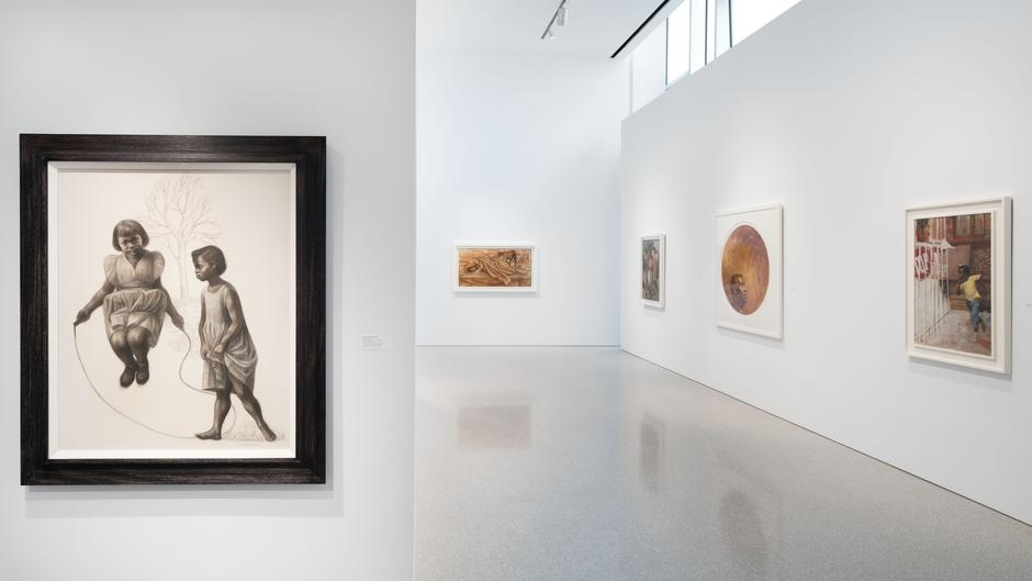 Installation Views - Truth & Beauty: Charles White and His Circle - September 7 – November 10, 2018 - Exhibitions