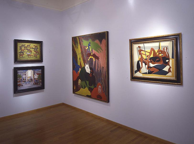 African-American Art: 20th Century Masterworks, III - Exhibitions