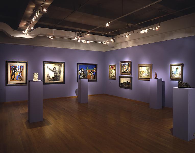 African-American Art: 20th Century Masterworks, VI - Exhibitions