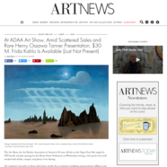 ARTnews, February 28, 2019
