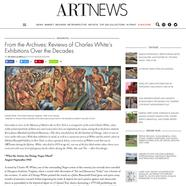 ARTnews, October 26, 2018