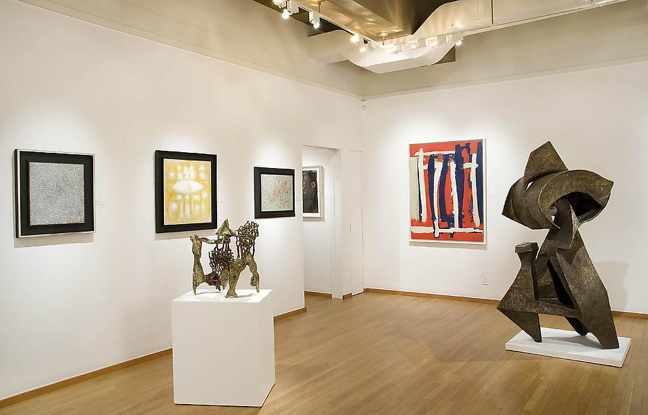 Installation Views - Abstract Expressionism: Reloading the Canon - January 22 – March 19, 2011 - Exhibitions