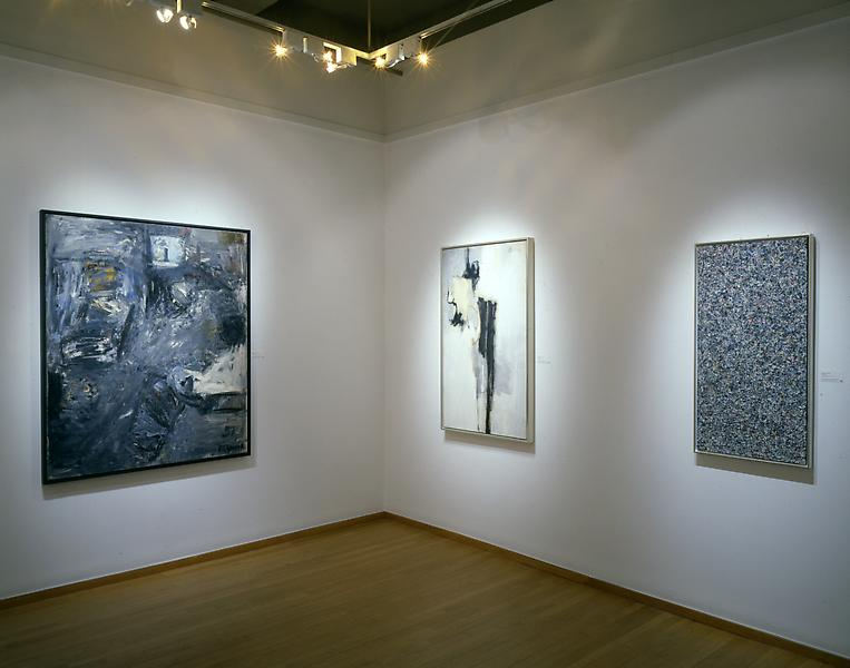 Abstract Expressionism: Further Evidence (Part One: Painting) - Exhibitions