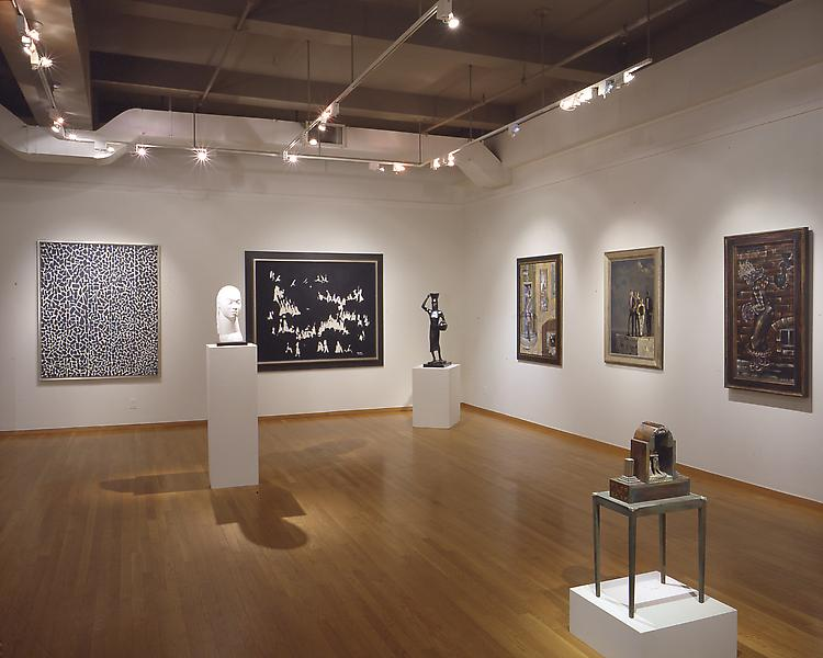 African-American Art: 20th Century Masterworks, VIII - Exhibitions