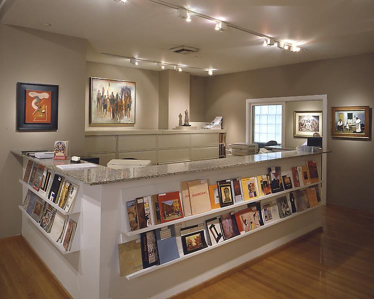 Installation Views - African-American Art: 20th Century Masterworks, VII - January 13 – March 4, 2000 - Exhibitions