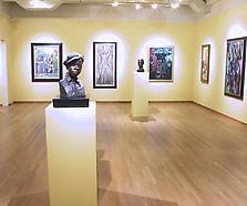 African-American Art: 20th Century Masterworks, X