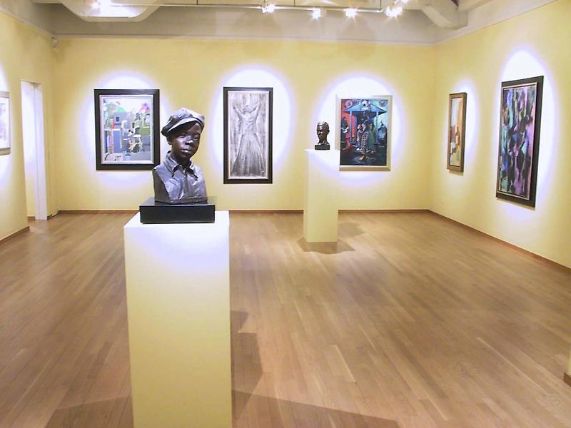 African-American Art: 20th Century Masterworks, X - Exhibitions