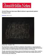 Amsterdam News, October 9, 2014