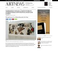 ArtNews, January 5, 2017