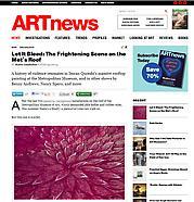 ArtNews.com, May 16, 2013