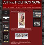 Art and Politics Now, February 2017