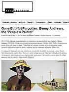Arts Observer, May 17, 2013