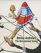 Benny Andrews: The Bicentennial Series