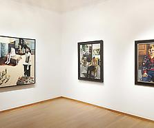 Benny Andrews, Alice Neel, Bob Thompson