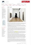 Artforum, June 5, 2015