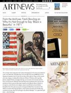 ArtNews, July 21, 2017