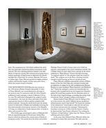Art in America, March 2014