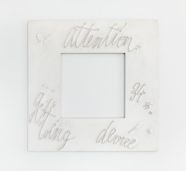 Attention getting device (for Nam June Paik), c.19...