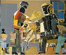 Romare Bearden (1911-1988): COLLAGE, A Centennial...
