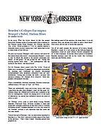 New York Observer, October 2006