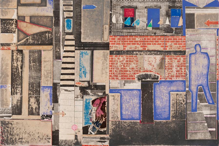Romare Bearden (1911-1988) Spring Way, c.1968 coll...