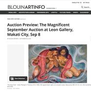 BlouinArtinfo, September 06, 2018