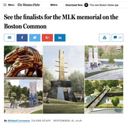 Boston Globe, September 17, 2018