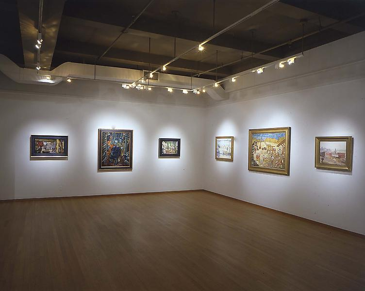 Building Community: The African American Scene - Exhibitions