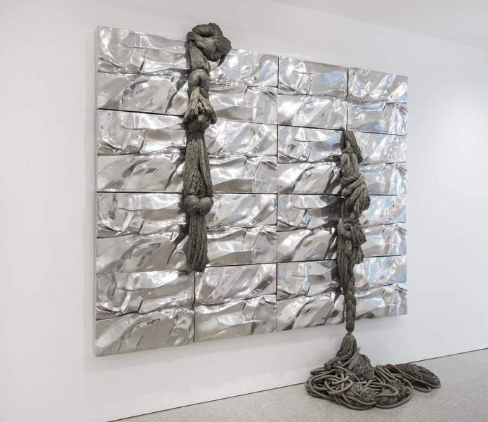Barbara Chase-Riboud Bathers, 1969-72 aluminum and...