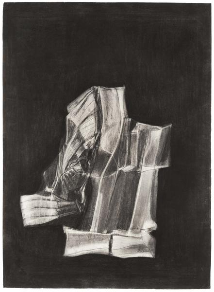 Barbara Chase-Riboud Untitled, 1966-73 charcoal an...