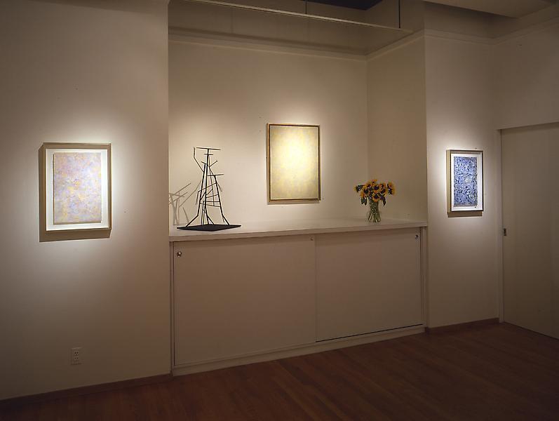 Installation Views - Beauford Delaney: Liquid Light, Paris Abstractions, 1954-1970 - September 10 – October 30, 1999 - Exhibitions