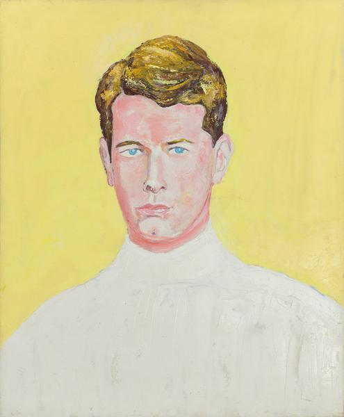Beauford Delaney (1901-1979) Robert Kennedy, c.196...