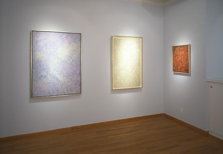 Installation Views - Beauford Delaney: 1960s Paris Abstractions - September 14 – November 11, 1995 - Exhibitions