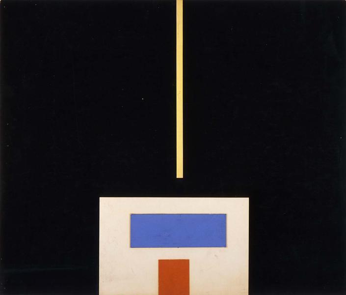 Burgoyne Diller (1906-1965) First Theme, c.1963 te...