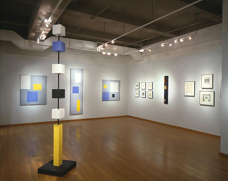 Burgoyne Diller: Pioneer of Abstraction - Exhibitions
