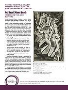 Michael Rosenfeld Gallery presents Marcel Duchamp
