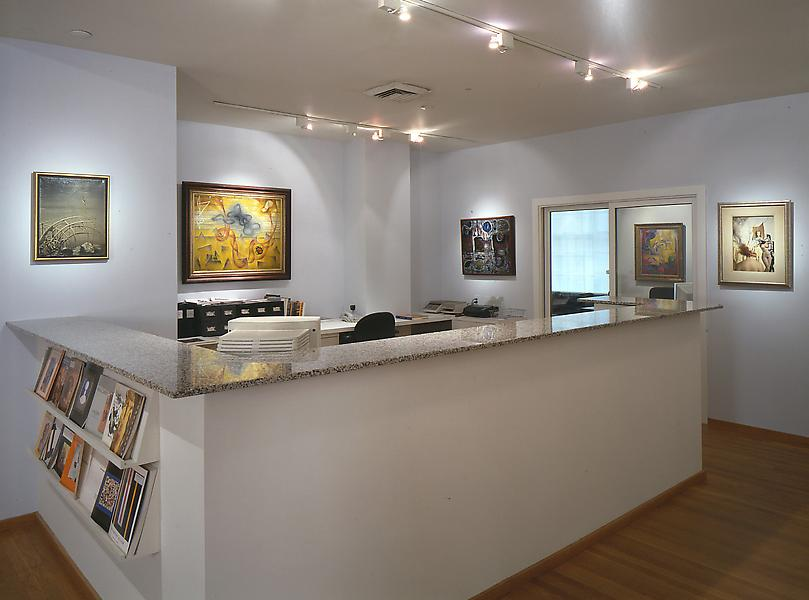 Installation Views - Exploring the Unknown: Surrealism in American Art - November 16, 1995 – January 27, 1996 - Exhibitions