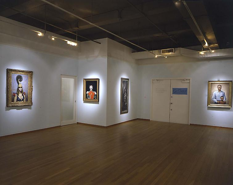 Installation Views - Eye Contact: Painting and Drawing in American Art - May 20 – August 5, 2005 - Exhibitions